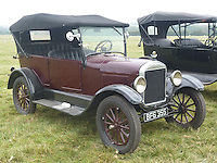 BNPS.co.uk (01202 558833)<br /> Pic: PhilYeomans/BNPS<br /> <br /> Yours for &pound;13,500 - 1926 Model T tourer.<br /> <br /> Garage that time forgot...<br /> <br /> Business is booming at Neil Tuckets time warp garage in the heart of Buckinghamshire - Where you can by any car&hellip;as long as its a Model T Ford.<br /> <br /> Despite his newest models being nearly 90 years old, Neil struggles to keep up with demand with customers snapping up one a week, despite their rudimentary levels of comfort and trim.<br /> <br /> Neil sources his spares from all over the globe and carefully puts the machines back together again.<br /> <br /> 'There like a giant meccano set really, and so beautifully simple and reliable they just won't let you down...You also don't require road tax or and MOT!'