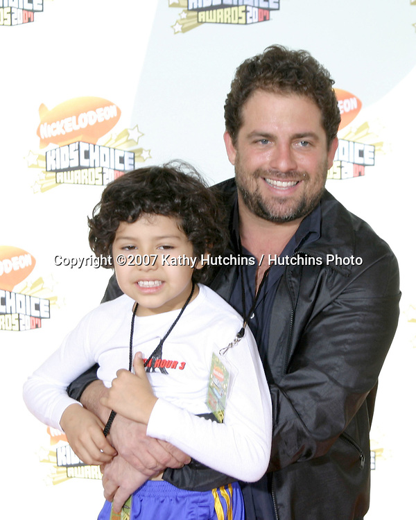 Brett Ratner & his brother.Nickelodeon's 20th Annual Kid's Choice Awards.UCLA Paley Pavillion.Westwood, CA.March 31, 2007.©2007 Kathy Hutchins / Hutchins Photo....
