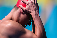 Picture by Alex Whitehead/SWpix.com - 08/04/2018 - Commonwealth Games - Swimming - Optus Aquatics Centre, Gold Coast, Australia - James Wilby of England competes in the Men's 50m Breaststroke heats.
