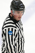 Stephen Drain - The Harvard University Crimson defeated the visiting Colgate University Raiders 7-4 (EN) on Saturday, February 20, 2016, at Bright-Landry Hockey Center in Boston, Massachusetts,
