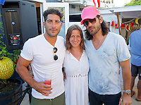 Cynthia Rowley, Pret a Surf, Sleepy Jones and Grass Root Juices Summer Cocktail Party