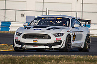 15, Ford, Ford Mustang GT4, GS, Scott Maxwell, Jade Buford, IMSA Continental Tire SportsCar Challenge<br /> December Test<br /> Daytona International Speedway<br /> Daytona Beach, FL USA<br /> Wednesday, 06 December 2017<br /> <br /> World Copyright: Brian Cleary<br /> LAT Images