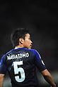 Yuto Nagatomo (JPN), FEBRUARY 29, 2012 - Football / Soccer : 2014 FIFA World Cup Asian Qualifiers Third round Group C match between Japan 0-1 Uzbekistan at Toyota Stadium in Aichi, Japan. (Photo by Takahisa Hirano/AFLO)