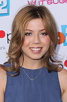 """BURBANK, CA, USA - APRIL 26: Jennette McCurdy at the Lollipop Theater Network's Night Under The Stars Screening Of Twentieth Century Fox's """"Rio 2"""" Hosted by Anne Hathaway held at Nickelodeon Animation Studios on April 26, 2014 in Burbank, California, United States. (Photo by Xavier Collin/Celebrity Monitor)"""