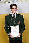 Orienteering Boys Winner - Thomas Reynolds. ASB College Sport Young Sportsperson of the Year Awards 2006, held at Eden Park on Thursday 16th of November 2006.<br />