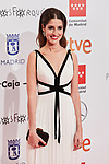 Sandra Majada attends to XXV Forque Awards at Palacio Municipal de Congresos in Madrid, Spain. January 11, 2020. (ALTERPHOTOS/A. Perez Meca)