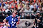 18.01.2020., Austria, Vienna, Wiener Stadthalle - European Handball Championship, Group I, Round 2, Croatia - Germany. Lino Cervar<br /> <br /> Foto © nordphoto / Luka Stanzl/PIXSELL