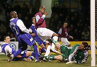 050222 Gillingham v West Ham Utd