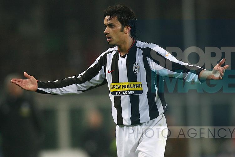 Raffaele Palladino of Juventus