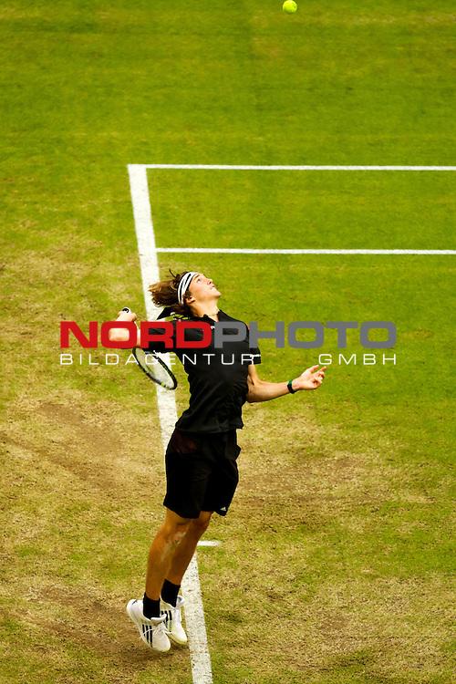 17.06.2016, ATP, Gerry Weber Stadion, Halle in Westfalen, GER, Gerry Weber Open, Viertelfinale, im Bild Alexander Zverev Foto @ nordphoto / Rauch