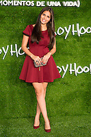 "Sara Salamo attend the photocall of the Premiere of the movie ""Boyhood"" at the Cineteca in Madrid, Spain. September 09, 2014. (ALTERPHOTOS/Carlos Dafonte)"