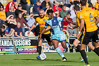 Newport County v Wycombe Wanderers - 09.09.2017
