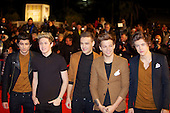 Jan 26, 2013: ONE DIRECTION - NRJ Awards Red Carpet