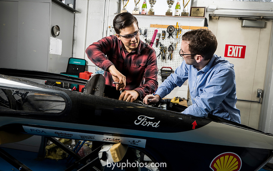 1701-62 Dale Tree Lab_0055<br /> <br /> 1701-62 Dale Tree Lab<br /> <br /> Supermileage Car<br /> <br /> December 9, 2016<br /> <br /> Photography by Nate Edwards/BYU<br /> <br /> © BYU PHOTO 2016<br /> All Rights Reserved<br /> photo@byu.edu  (801)422-7322