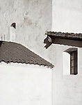 John Clark-Windows..Mission San Antonio de Padua Portfolio.Photographed April 2011 and published September 2011...