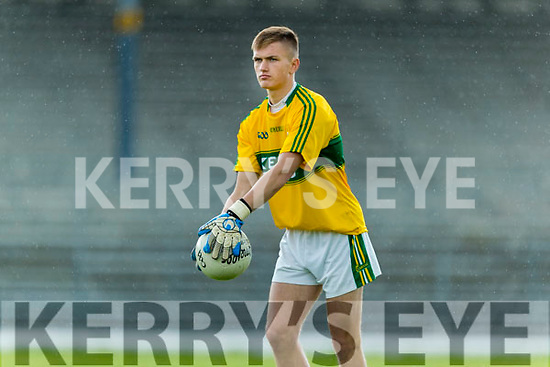 Deividas Uosis on the Kerry Minor Football panel.