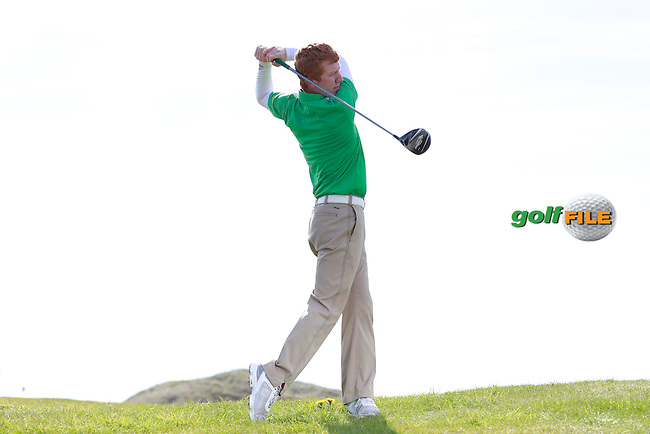 Gavin Moynihan at the Island Golf Club, Co Dublin.<br /> Picture: Fran Caffrey / Golffile