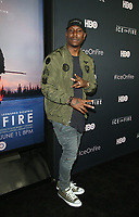 LOS ANGELES, CALIFORNIA - JUNE 05: Tyrese Gibson, attends the LA Premiere of HBO's 'Ice On Fire' at LACMA on June 05, 2019 in Los Angeles, California. <br /> CAP/MPIFS<br /> ©MPIFS/Capital Pictures