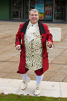 Russell Grant at the Photocall to launch Cinderella Pantomime, Aylesbury Waterside Theatre, Buckinghamshire. 15/09/2014 Picture by: Dave Norton / Featureflash