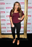 Birmingham - Celebrities at the Clothes Show Live 2012 at the NEC Birmingham - December 9th 2012..Photo by Ross Stratton