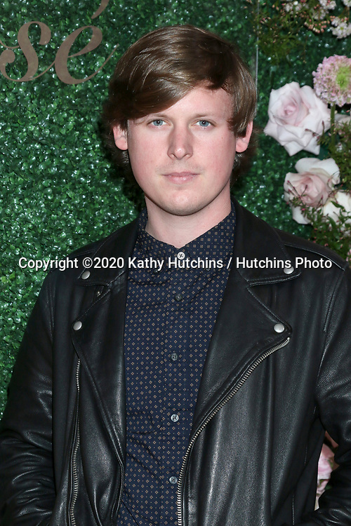 LOS ANGELES - MAR 11:  Jake McLean at the Seagram's Escapes Tropical Rose Launch Party at the hClub on March 11, 2020 in Los Angeles, CA