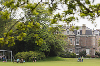 Royaume-Uni, îles Anglo-Normandes, île de Guernesey, Castel : Saumarez Park: Le parc et le manoir // United Kingdom, Channel Islands, Guernsey island, Castel : Saumarez Park and the manor