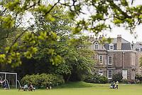 Royaume-Uni, îles Anglo-Normandes, île de Guernesey, Castel : Saumarez Park: Le parc et le manoir // United Kingdom, Channel Islands, Guernsey island, Castel : Saumarez Park and the manor