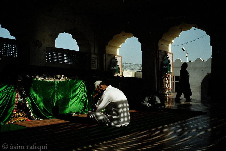 The shrine of Baba Budhan Ali, Jammu Tawi, Jammu & Kashmir