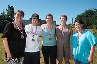 04 July 2010: scorers , little league, championnat Minimes Cadets, Ronchin, France.