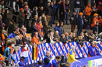 SCHAATSEN: HEERENVEEN: IJsstadion Thialf, 12-02-15, World Single Distances Speed Skating Championships, Friese Bocht, ©foto Martin de Jong