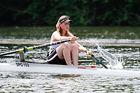 Race: 159 J1x Heat - St Paul's Girls  vs Twickenham RC <br /> <br /> Henley Women's Regatta 2017<br /> <br /> To purchase this photo, or to see pricing information for Prints and Downloads, click the blue 'Add to Cart' button at the top-right of the page.