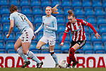 Jade Pennock of Sheffield United during the The FA Women's Championship match at the Proact Stadium, Chesterfield. Picture date: 12th January 2020. Picture credit should read: James Wilson/Sportimage