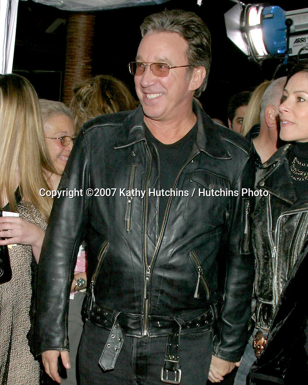 "Tim Allen.""Wild Hogs"" Premiere - Los Angeles.El Capitan Theater.Hollywood, CA.February 27, 2007.©2007 Kathy Hutchins / Hutchins Photo...."