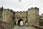 Entrance to Stirling Castle