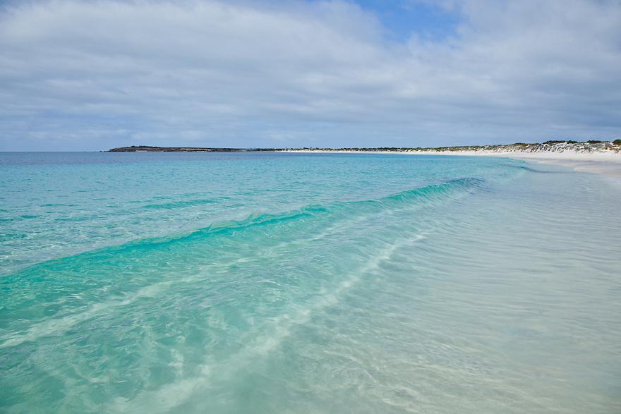 Thuruna Beach. Eyre Peninsula. South Australia.
