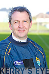 Management Team for the Kerry Minor Team 2013.Peter Keane (selector)