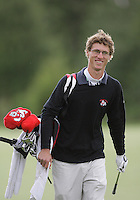 21 May, 2010:   Fresno State's Bryan Hogan walks to the green on hole 10 during day two of the NCAA West Regional First Round at Gold Mountain Golf Course in Bremerton, Washington.