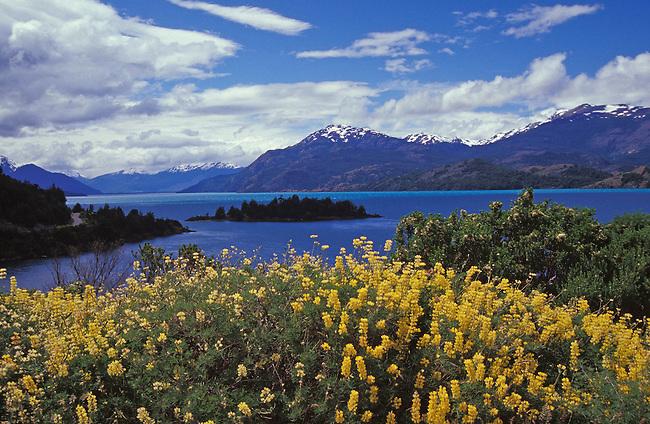 Region de Aysen. Lac Bertrand, province de Cochrane. *** Bertrand Lake, Cochrane province, Aysen.