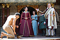 London, UK. 01.07.2014. Shakespeare's Globe presents JULIUS CAESAR by William Shakespeare, directed by Dominic Dromgoole. This picture shows , Act 1, scene 2. Photograph © Jane Hobson.