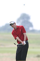 James Frazer (Wales) on the Final Day of the International European Amateur Championship 2012 at Carton House, 11/8/12...(Photo credit should read Jenny Matthews/Golffile)...