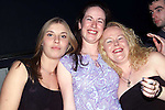 Patricia Hanratty, Cherrybrook Drive, Victoria Meade, Marley's Court and Vanessa Floyd, Ballsgrove pictured at Aslan in the Soad Club..Picture: Paul Mohan/Newsfile