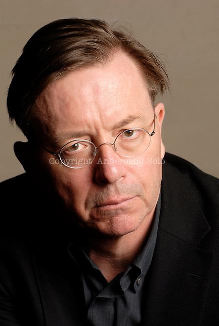 Steve Sem-Sandberg, Swedish writer.