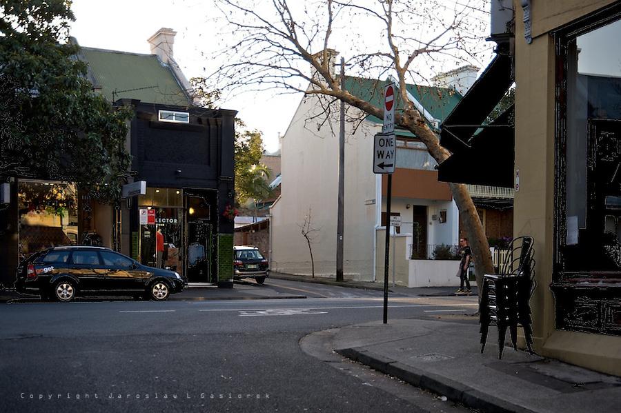 Sydney suburbs - Surry Hills