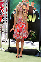 "LOS ANGELES - AUG 5:  Olivia Holt arrives at the ""ParaNorman"" Premiere at Universal CityWalk on August 5, 2012 in Universal City, CA © mpi27/MediaPunch Inc"