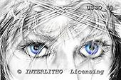 Marie, MODERN, MODERNO, paintings+++++,USJO60,#N# Joan Marie woman eyes