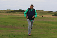 during Round 2 Singles of the Men's Home Internationals 2018 at Conwy Golf Club, Conwy, Wales on Thursday 13th September 2018.<br /> Picture: Thos Caffrey / Golffile<br /> <br /> All photo usage must carry mandatory copyright credit (&copy; Golffile | Thos Caffrey)