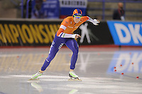 SPEEDSKATING: CALGARY: Olympic Oval, 26-02-2017, ISU World Sprint Championships, 500m Ladies, Jorien ter Mors (NED), ©photo Martin de Jong