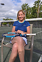 BOCA RATON, FL - NOVEMBER 22: Chris Evert poses for portrait during the 30TH ANNUAL Chris Evert Pro-Celebrity Tennis Classic presented by Chase Private Client at Boca Raton Resort & Club on November 22, 2019 in Boca Raton, Florida.   ( Photo by Johnny Louis / jlnphotography.com )