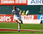 Alev Kelter, Womens Sevens on 29 November, Dubai Sevens 2018 at The Sevens for HSBC World Rugby Sevens Series 2018, Dubai - UAE - Photos Martin Seras Lima