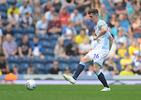 Blackburn Rovers' Darragh Lenihan<br /> <br /> Photographer Kevin Barnes/CameraSport<br /> <br /> The EFL Sky Bet Championship - Blackburn Rovers v Bolton Wanderers - Monday 22nd April 2019 - Ewood Park - Blackburn<br /> <br /> World Copyright © 2019 CameraSport. All rights reserved. 43 Linden Ave. Countesthorpe. Leicester. England. LE8 5PG - Tel: +44 (0) 116 277 4147 - admin@camerasport.com - www.camerasport.com